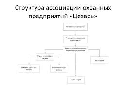 Презентация Отчет по производственной практике в ассоциации  Презентация Отчет по производственной практике в ассоциации охранных предприятий Цезарь