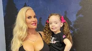 Ice T's look-alike baby girl has the ...