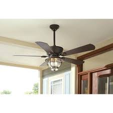 indoor outdoor ceiling fan antique bronze light kit with remote control fans lights and
