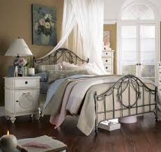 Beautiful Wall Art On Brown Painted Wall Of Contemporary Bedroom ...