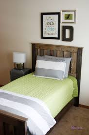 rustic bed plans. Exellent Plans Kentwood Bed Throughout Rustic Plans M