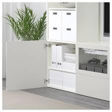 besta tv storage combinationglass doors white lappvikenlight