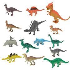 【<b>Hot Sale</b>】HDY 1Pcs Mini Dinosaur Model ToysJurassic Play ...