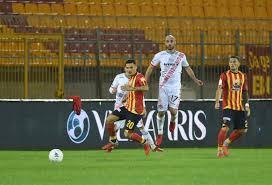 Il Lecce batte la Cremonese 2-0 con i gol di Falco e La Mantia