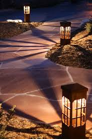 attraction lights with regard to amazing residence bollard landscape lighting designs