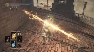 Great Lighting Spear Dark Souls 3 Sunlight Spear One Shot Build