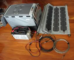 Homemade Solar Lights Inexpensive Power With Diy Solar Panel Kits Dengarden
