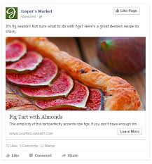 ad sample jaspers market sample ad