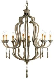 wood and iron chandelier elegant rustic wood and iron chandelier