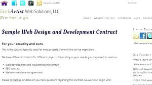 design statement of work sow contract under com sow contract example sow contract