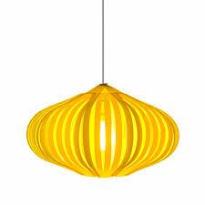 yellow pendant lighting. Pendant Lamp Shade By Funky Lampshades Yellow Lighting