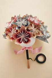 Paper Origami Flower Bouquet How To Make A Bouquet Of Origami Flowers Flowers Healthy