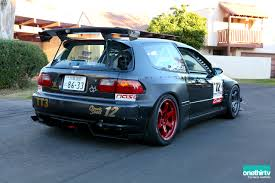 Pandem/Rocket Bunny Full Wide Body Aero Kit - Honda Civic EG