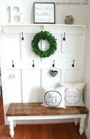Mudroom Bench And Coat Rack Coat Rack Bench Plans Nrhcares 82