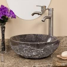 dark emperador marble sink marble bathroom sink20