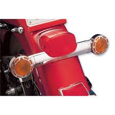 Heritage Softail Rear Light Bar Auto Parts Accessories Passing Light Bar Turn Signals For