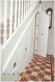 01 under stair cupboard doors
