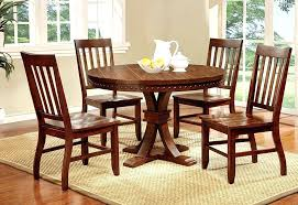 round wood dining table minimalist dining room remarkable round wooden kitchen table dining and chairs modern