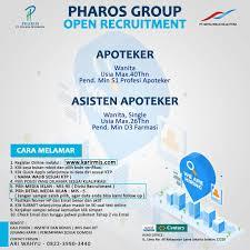 Informasi yang anda cari adalah gaji pt chang shin karawang 2021. Jakarta Loker Pharos Group Join Us Untuk Area Facebook