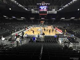 Seating Chart Providence Dunkin Donuts Center Dunkin Donuts Center Section 101 Providence Basketball