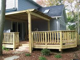 front porch railing designs wood pilotproject org