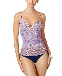 Island Escape Swimwear Size Chart Island Escape Womens Gemini Underwire Swimwear Tankini Top