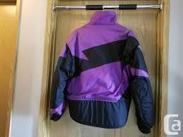 teknic motorcycle jacket 46