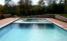 automatic pool covers. Automatic Pool Covers Chicago Construction Hard Cover
