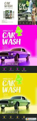 Free Car Wash Flyers Designs Car Wash Flyer 1449728 Free Download Vector Stock Image