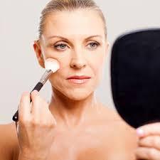get out your makeup bag
