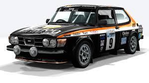 Saab 99 Rally wallpaper | 1280x720 | #23172