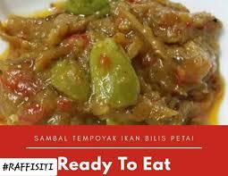 Resepi 1 kilo ikan tempoyak club / rahasia resep i. Sambal Tempoyak Buy 3 Packet 1 Free Packet Food Drinks Local Eats On Carousell