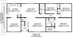 Classy Design House Plans 3 Bedroom 2 Bath Ranch 5 Floor Plan For A Small