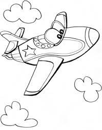 Avion 128 Transport Coloriages Imprimer