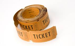 images of raffle tickets on the town raffle tickets on sale now