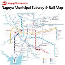 Subway Stock Price Chart Nagoya Subway Nagoya Station