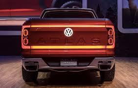 VW Atlas Tanoak Concept Pickup Video - PickupTrucks.com News