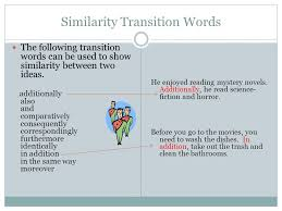 Created By Kathryn Reilly Transition Words Transitions