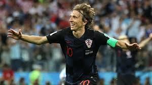 Bilderesultat for modric world cup 2018
