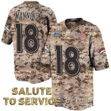 To Salute Jersey Broncos Service Denver