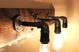 industrial style bathroom lighting. Plain Industrial Industrial  Throughout Industrial Style Bathroom Lighting