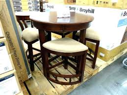round tables costco s costco table and chairs folding
