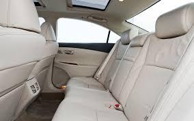 2011 Lexus ES350 Reviews and Rating | Motor Trend