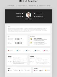 creative resume design templates free download modern resume template word doc design templates psd cv free