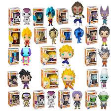 Funko Pop Dragon Ball Action Figure Collectible Model Trendxnl