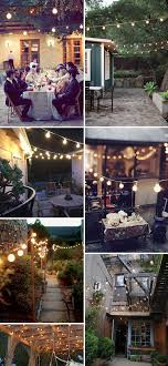 outdoor fairy lighting. my garden is going to look shining and bright with these amazing festoon lights outdoor fairy lighting