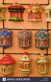 Ceramic Light Covers Ceramic Light Covers For Sale Spain Stock Photo 21376354