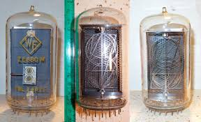 Image result for nixie tube sizes