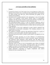descriptive analysis of awareness about land pollution water polluti  30 30 3 2 cause and effect of air pollution