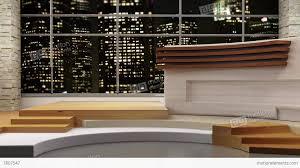 tv studio furniture. News TV Studio Set 80 Virtual Green Screen Background Loop Stock Video Footage Tv Furniture